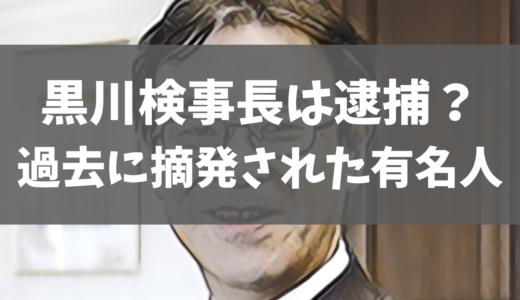 賭けマージャンで逮捕された有名人まとめ。黒川検事長が逮捕の可能性は?