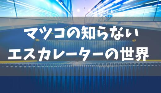 【マツコの知らない世界】田村美葉のおすすめエスカレーターは?